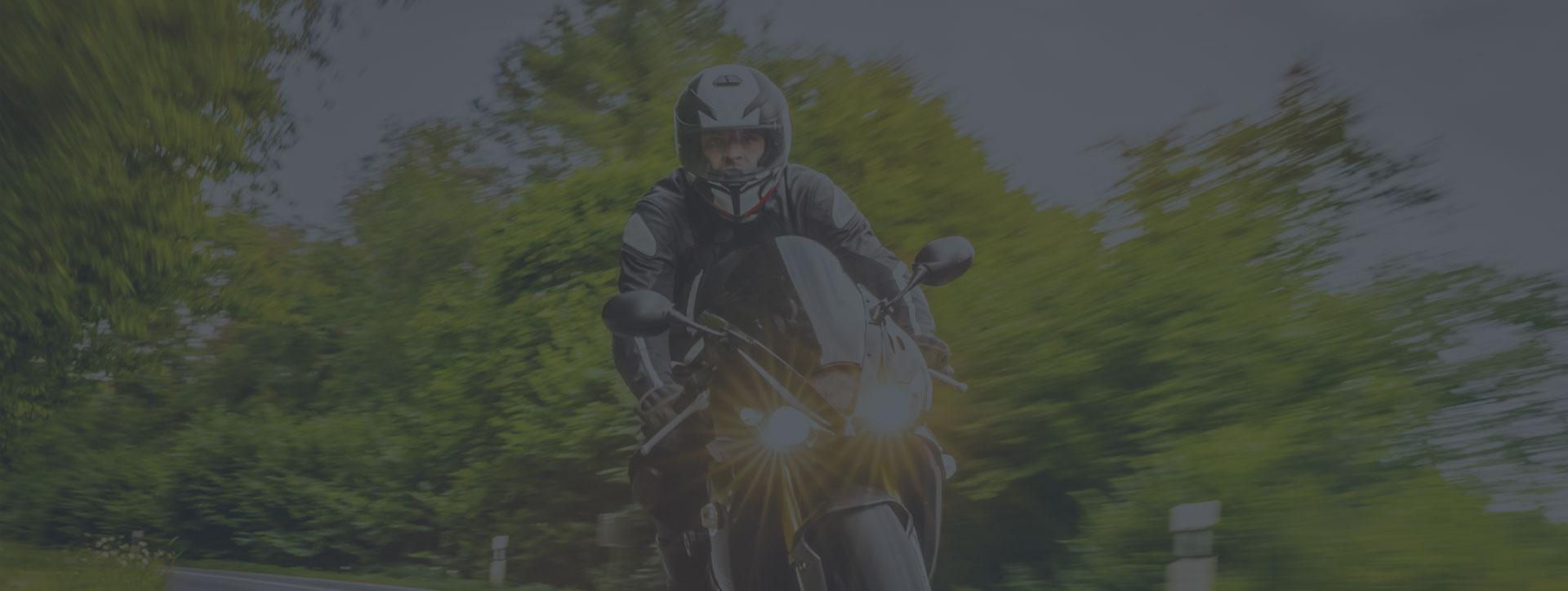 The unique world of bikers